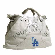 Los Angeles Dodgers Hoodie Tote Bag