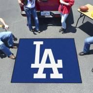 """Los Angeles Dodgers """"LA"""" Tailgate Mat"""