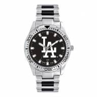 Los Angeles Dodgers Men's Heavy Hitter Watch