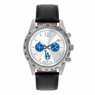 Los Angeles Dodgers Men's Letterman Watch