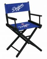 Los Angeles Dodgers Table Height Director's Chair
