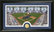 Los Angeles Dodgers Traditions Bronze Coin Panoramic Photo Mint