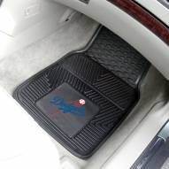 Los Angeles Dodgers Vinyl 2-Piece Car Floor Mats