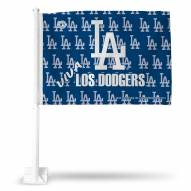Los Angeles Dodgers Viva Car Flag