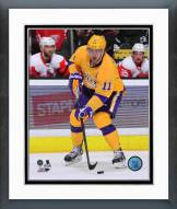 Los Angeles Kings Anze Kopitar 2014-15 Action Framed Photo