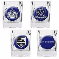 Los Angeles Kings Collector's Shot Glass Set