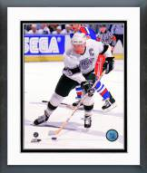 Los Angeles Kings Dave Taylor 1988-89 Action Framed Photo