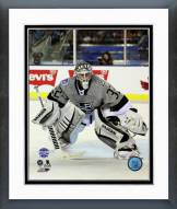Los Angeles Kings Jonathan Quick 2015 NHL Stadium Series Framed Photo