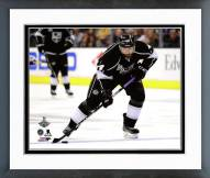 Los Angeles Kings Justin Williams Game 5 of the 2014 Stanley Cup Finals Framed Photo