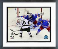 Los Angeles Kings Mike Richards 2014 Stanley Cup Finals Framed Photo