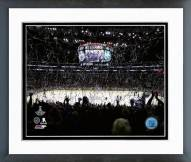 Los Angeles Kings Staples Center 2014 Stanley Cup Finals Framed Photo