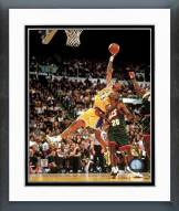 Los Angeles Lakers Dennis Rodman Framed Photo
