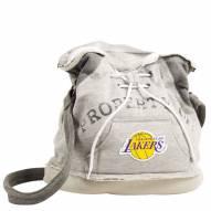 Los Angeles Lakers Hoodie Duffle