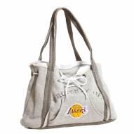 Los Angeles Lakers Hoodie Purse