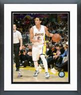 Los Angeles Lakers Jordan Clarkson 2014-15 Action Framed Photo