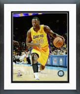 Los Angeles Lakers Julius Randle 2014-15 Action Framed Photo
