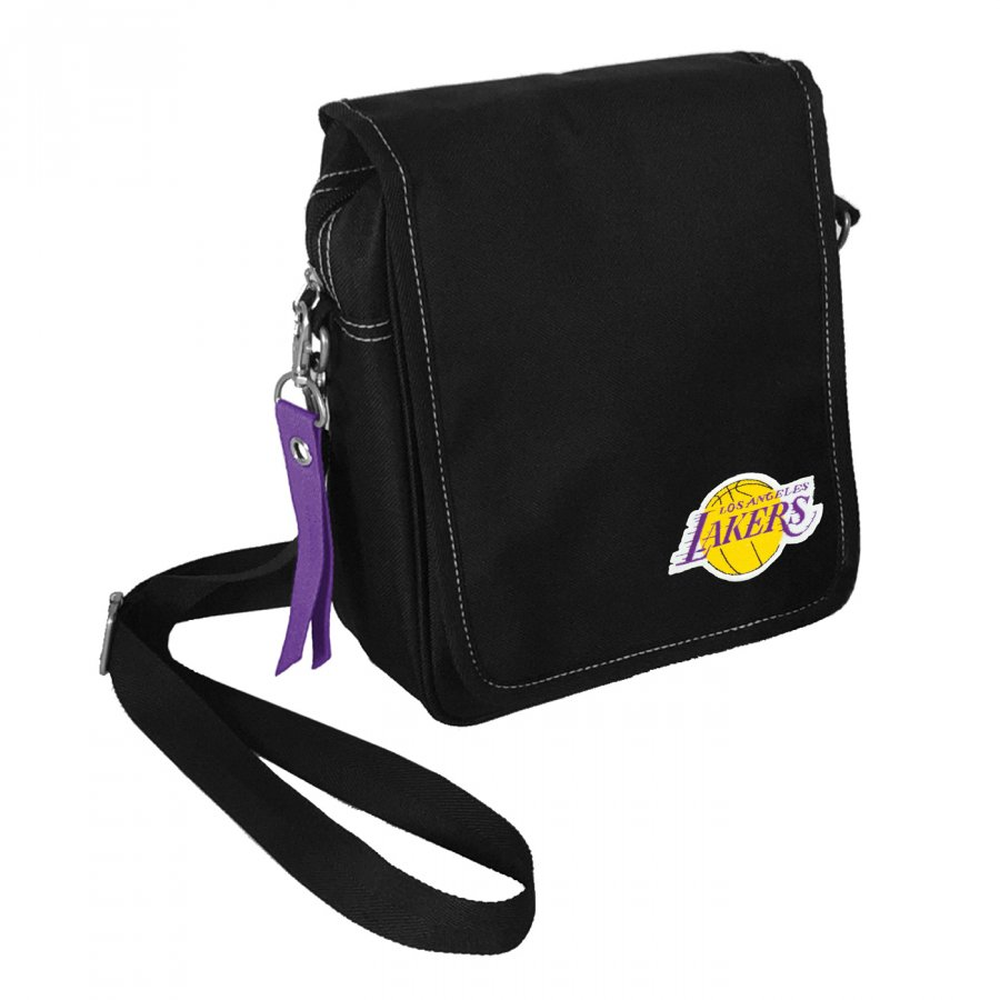 Los Angeles Lakers Ribbon Satchel