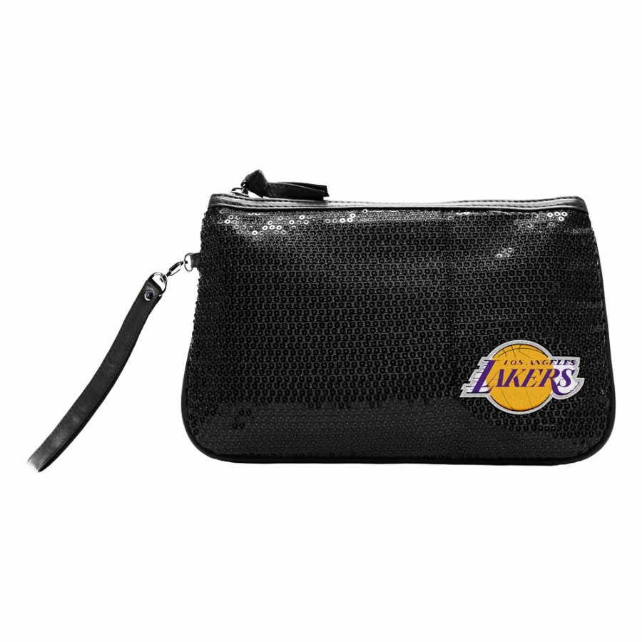 Los Angeles Lakers Stat Wristlet