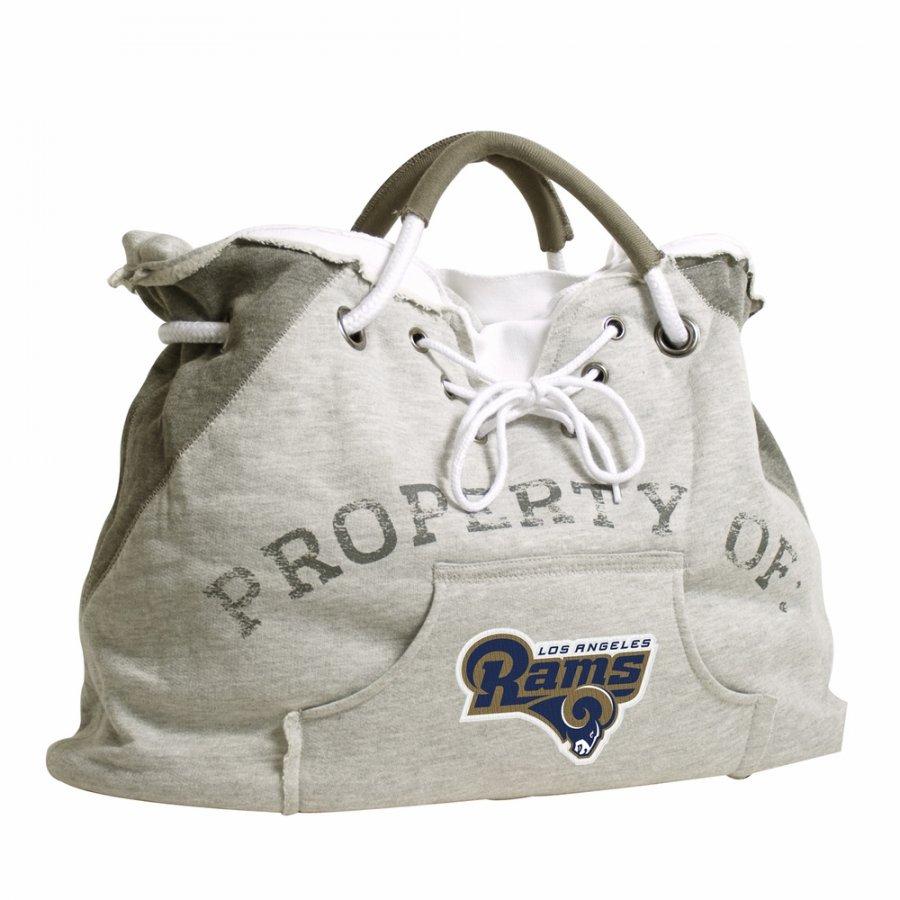 Los Angeles Rams Alternate Hoodie Tote Bag