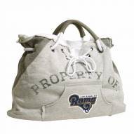Los Angeles Rams Alternate Hoodie Tote Bag