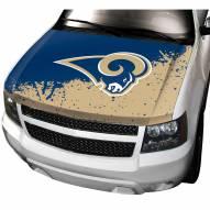 Los Angeles Rams Car Hood Cover