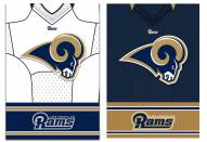 Los Angeles Rams Double Sided Jersey Flag