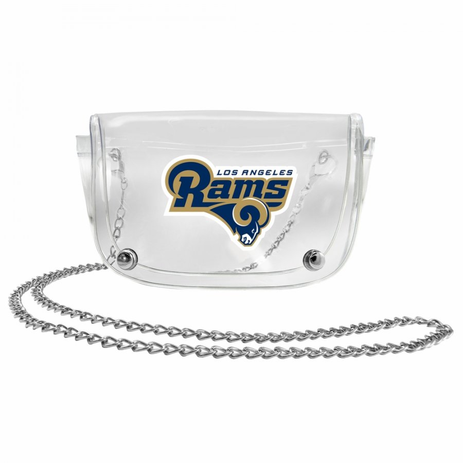 Los Angeles Rams NFL Clear Waistpack