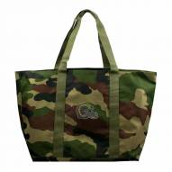 Los Angeles Rams Retro Camo Tote Bag