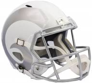 Los Angeles Rams Riddell Speed Replica Ice Football Helmet