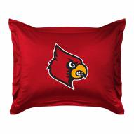 Louisville Cardinals NCAA Jersey Pillow Sham