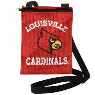 Louisville Cardinals Game Day Pouch