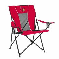 Louisville Cardinals Game Time Tailgate Chair