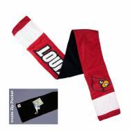 Louisville Cardinals Jersey Scarf