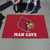 Louisville Cardinals Man Cave Ulti-Mat Rug