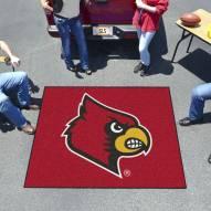 Louisville Cardinals Tailgate Mat