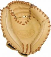 Louisville Slugger 125 Series Cream Baseball Catcher's Mitt - Right Hand Throw
