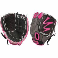 "Louisville Slugger Diva Fastpitch 10.5"" Fielding Glove - Hot Pink - Right Hand Throw"