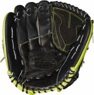 "Louisville Slugger Diva Hyper Green 11"" Fastpitch Glove - Left Hand Throw"
