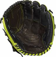 "Louisville Slugger Diva Hyper Green 11"" Fastpitch Glove - Right Hand Throw"
