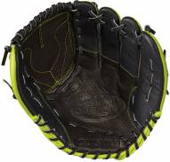 "Louisville Slugger Diva Hyper Green 11.5"" Fastpitch Glove - Left Hand Throw"