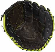 "Louisville Slugger Diva Hyper Green 11.5"" Fastpitch Glove - Right Hand Throw"