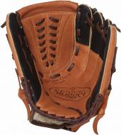 "Louisville Slugger Genesis Brown Youth 12"" Baseball Fielding Glove - Left Hand Throw"