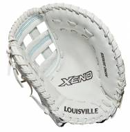 "Louisville Slugger XENO 13"" Fastpitch Softball First Base Mitt - Right Hand Throw"