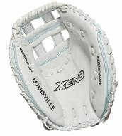 "Louisville Slugger XENO 33"" Fastpitch Softball Catcher's Mitt - Right Hand Throw"