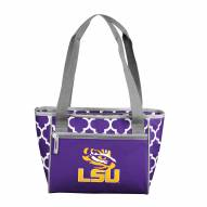 LSU Tigers 16 Can Cooler Tote