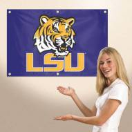 LSU Tigers 3' x 2' Fan Banner