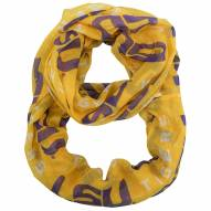 LSU Tigers Alternate Sheer Infinity Scarf