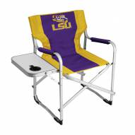 LSU Tigers Alumni Deck Chair