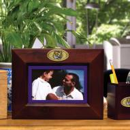 LSU Tigers Brown Landscape Picture Frame