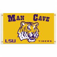 LSU Tigers Man Cave 3' x 5' Flag